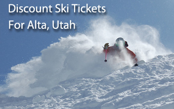 alta ski resort discount ski tickets and by owner lodging